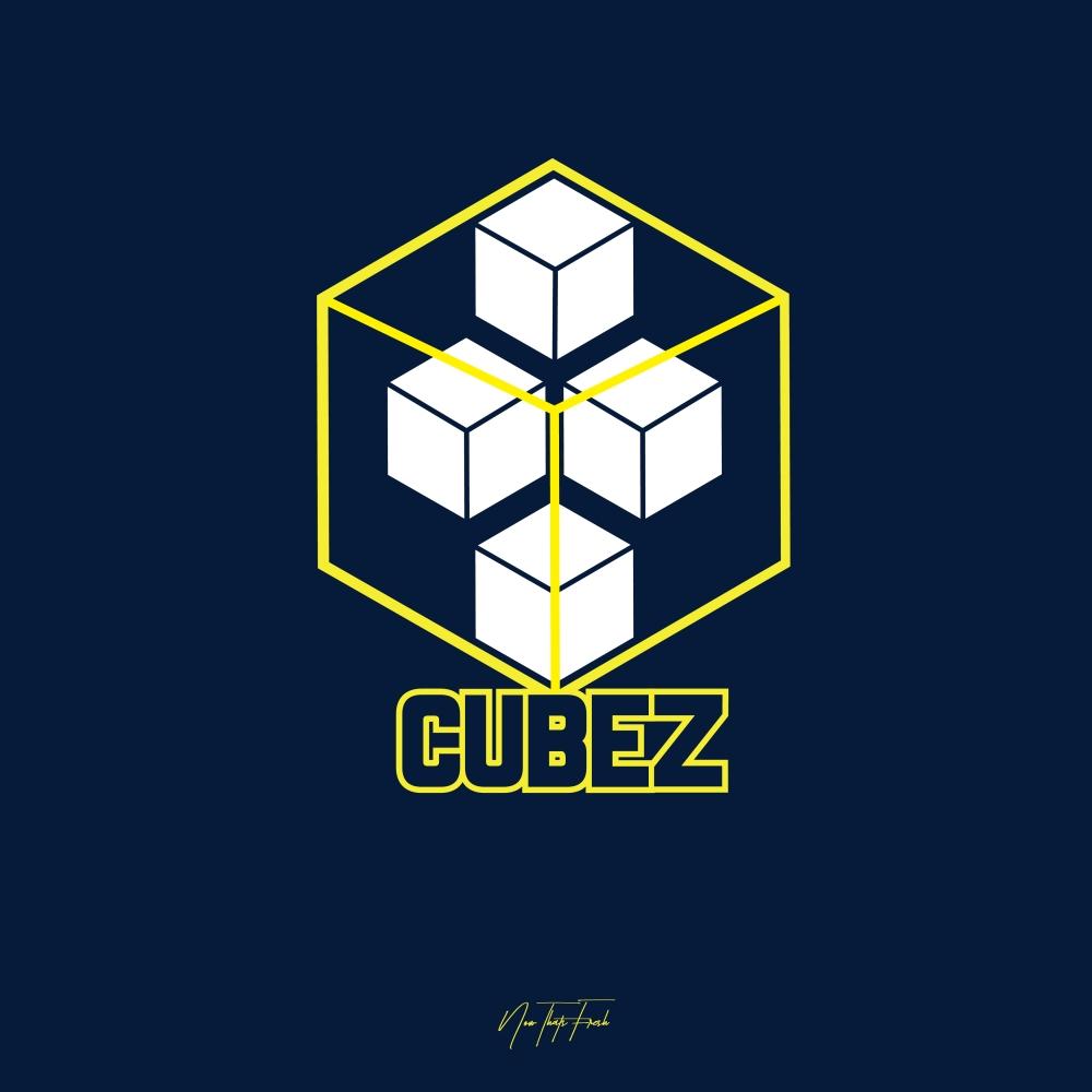 cubezlogoblue
